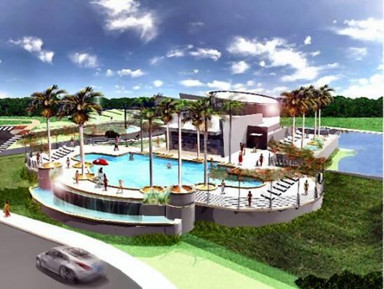 Ubber Golden Palm Apartments Amenities