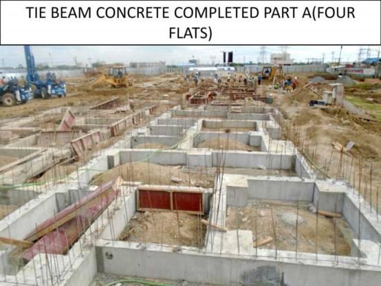 Arun Manjari Construction Status