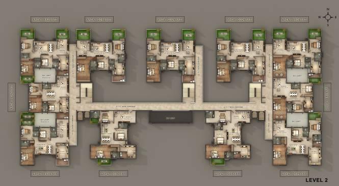 Northstar District 1 Cluster Plan