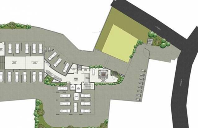 Malabar Royal Pine Cluster Plan