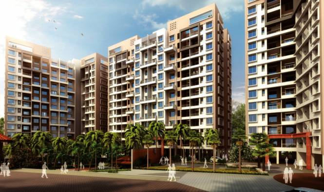 Prarambha Red Earth Phase 1 Elevation