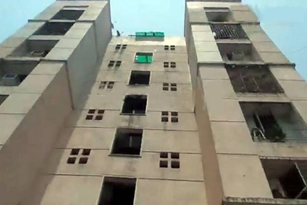Reputed Swastik Residency Elevation