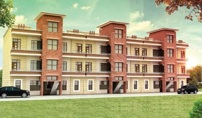 Primary Arcadia Green Home II Elevation