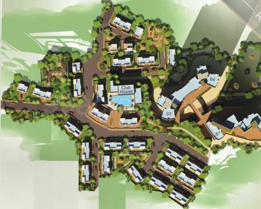Ram Pushpanjali Residency Phase III Site Plan