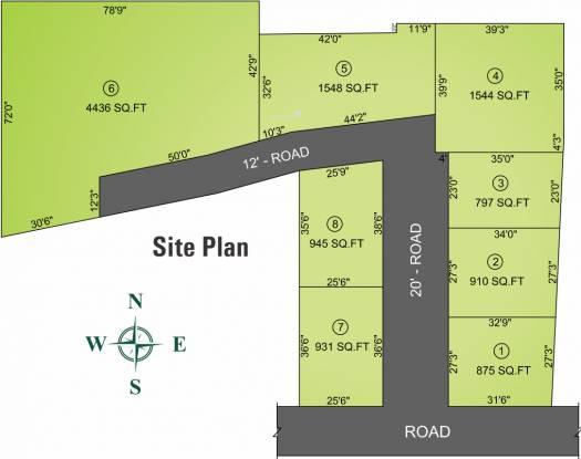 MS Banyan Tree Site Plan