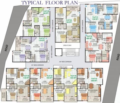 RV RVS Sumeru Cluster Plan