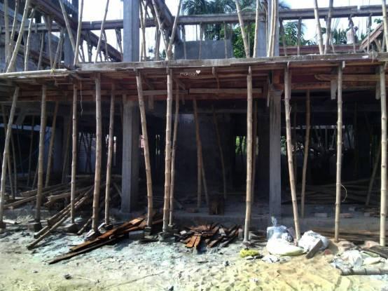 Sweet Sarovar Residency Construction Status