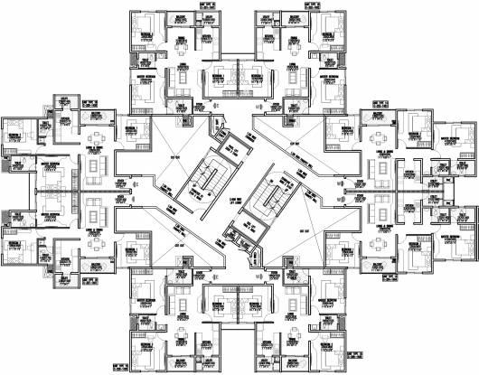 Skylark Royaume Cluster Plan
