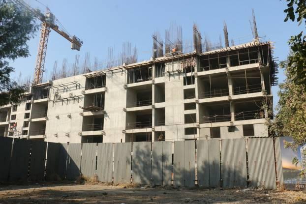 Sunteck Signia Waterfront Construction Status