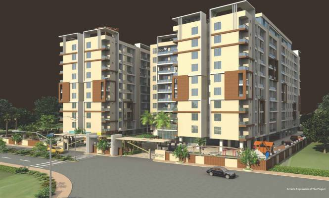 Arihant Legacy Elevation