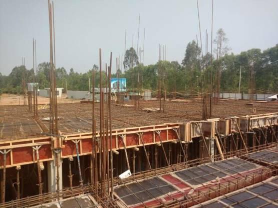 Artha Midas at Neo Smart City Construction Status