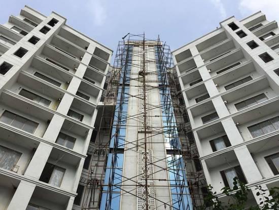 Dheeraj Equest Construction Status