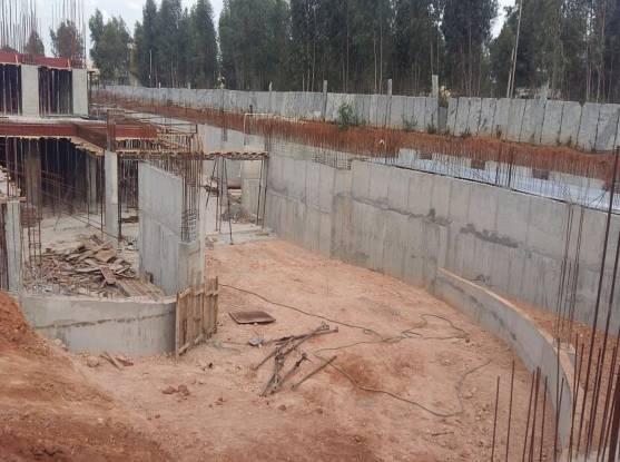 Goyal Orchid Greens Construction Status
