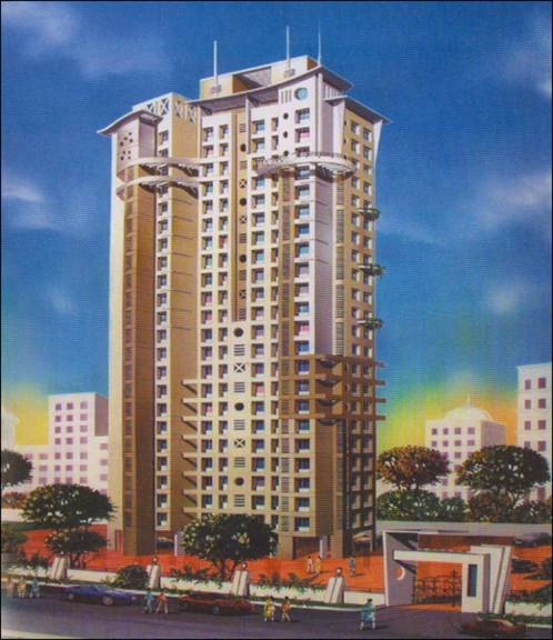 Basudeo Vasudev Heights Elevation