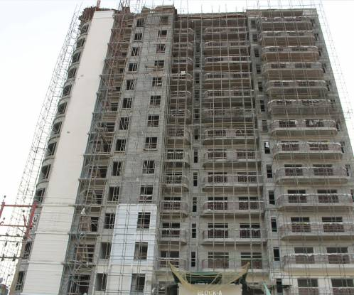 Radhey Casa Green Exotica Construction Status