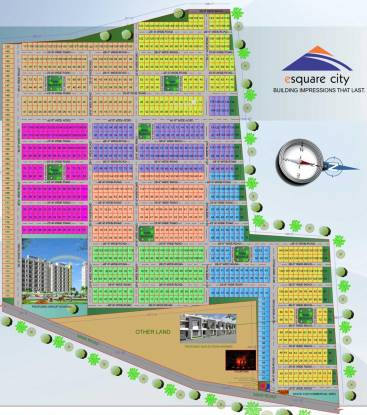 E Square City Site Plan