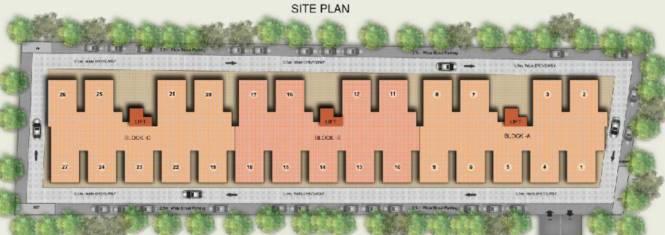 Vakil Marigold Site Plan