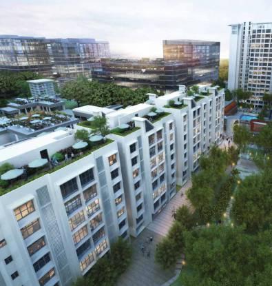 Godrej The Trees Residential Phase 1 Elevation