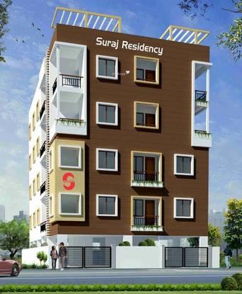 Surath Suraj Residency Elevation