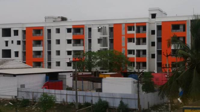 SSB Shri Shivasai Towers Elevation