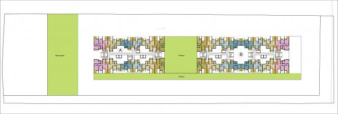 Mantra Insignia Site Plan