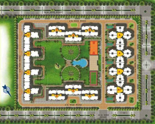 Rishita Manhattan Master Plan