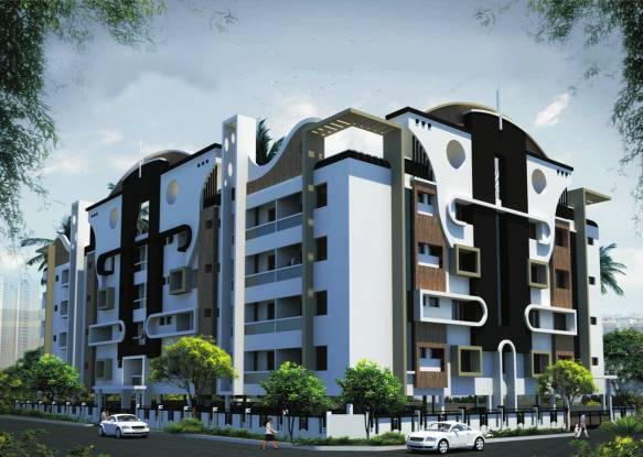Sri Atreya Apartments Elevation