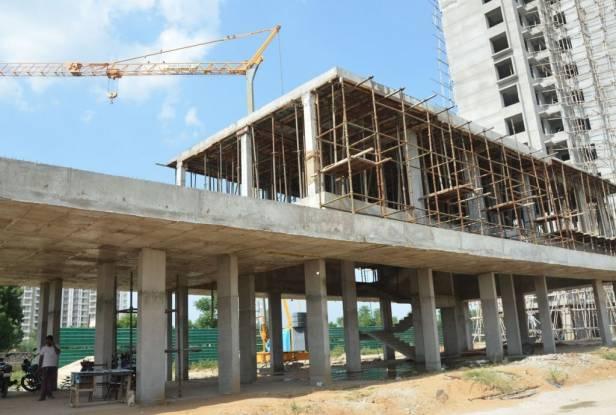 Mahima Bellevista Construction Status