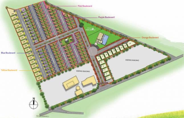 Vikram Rangers Grove Master Plan