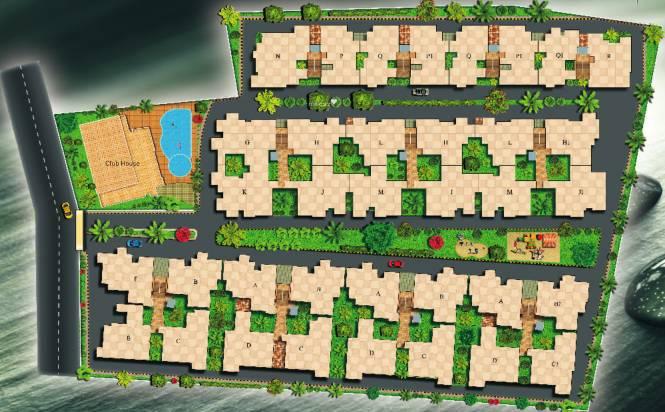 Astro Maison Douce Layout Plan