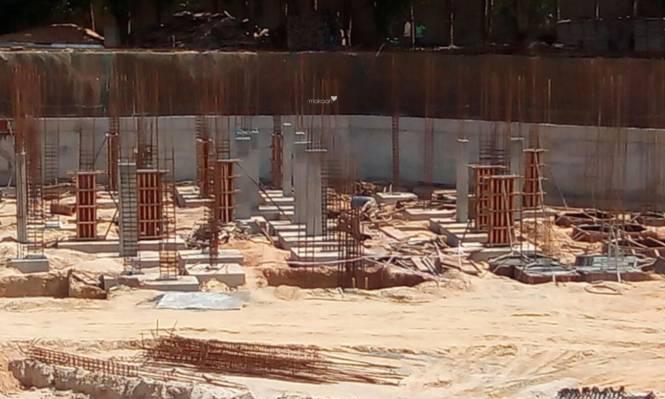 Mana Tropicale Construction Status