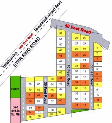 Enrich Smart City Layout Plan