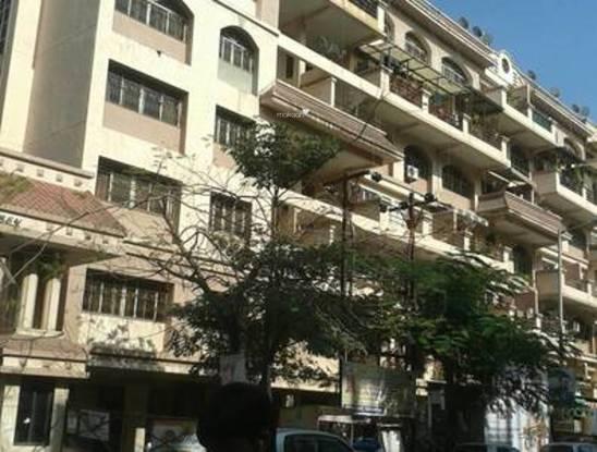 GK Dwarkadhish Residency Elevation