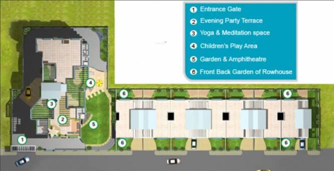 Tejas Caroline Society Master Plan