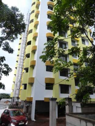 Santhi Cyber Nest Elevation