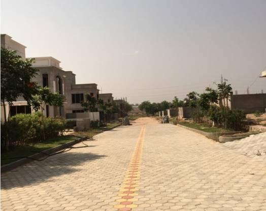 Subhagruha Sukrithi Avanthika Villa Elevation