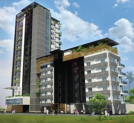 Ladder Mankav Green Elevation