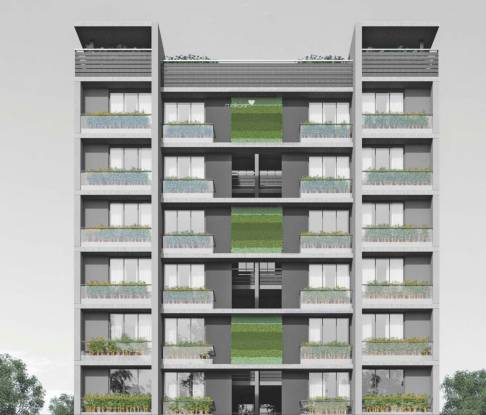 Shreeya Antilia Elevation