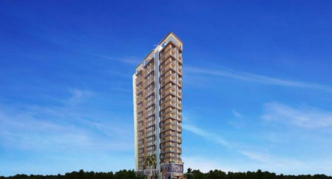 Shraddha Orchid Avenue Elevation