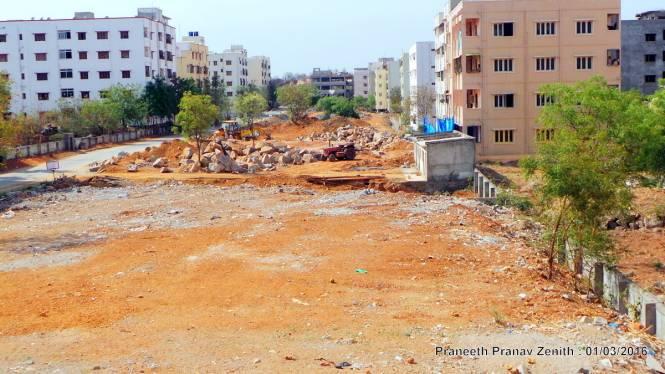 Praneeth Pranav Zenith Construction Status