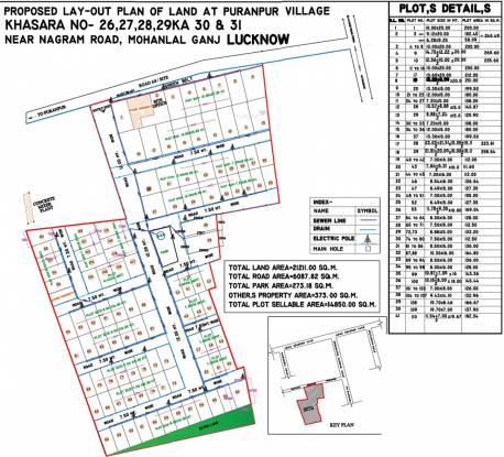 Kaashvi Delight Layout Plan