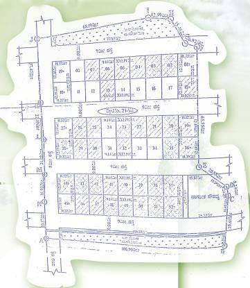 Maxworth Pranati Layout Plan