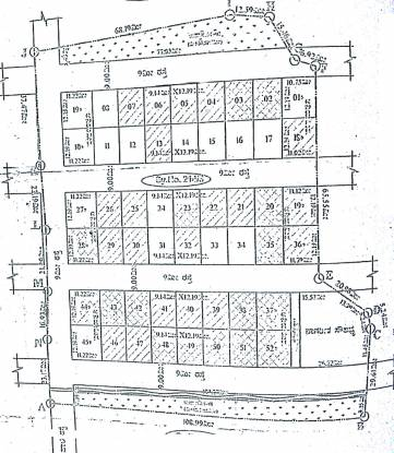Maxworth Sankalpa Layout Plan