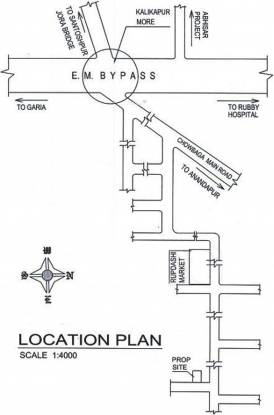 TK Pearl Location Plan