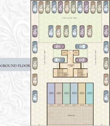 Dweepmala Baline Royale Cluster Plan