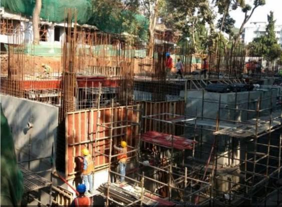 Mahindra Vivante Construction Status