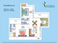 Maxblis Group White House Layout Plan