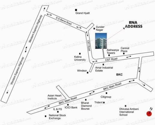 RNA RNA Address Location Plan