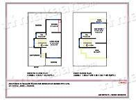 Hindustan Homes Builders and Developers Pvt Ltd River Side View Layout Plan
