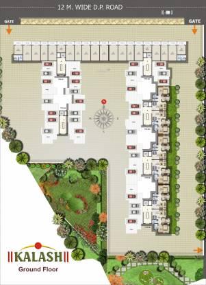 Kamya Kalash Cluster Plan